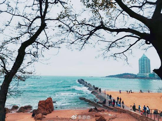 周末游青岛 感受诗和远方的浪漫