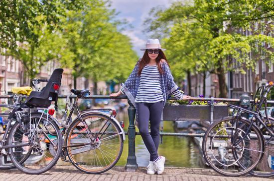 荷兰阿姆斯特丹:寻找星运里的童话水城
