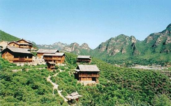 三皇山胜景。 图片来源于网络