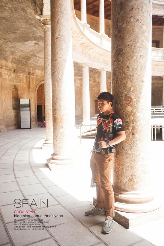 【西班牙】(六)格拉纳达,摩尔人最后的天堂