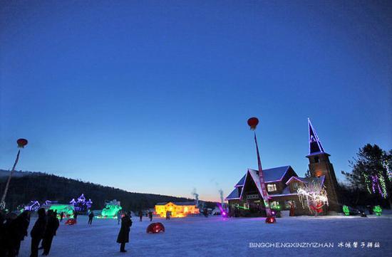 中国最北的冬天,大兴安岭极致冰雪七大诱惑之旅