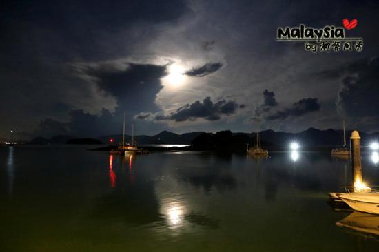 兰卡威:出海邂逅最美夕阳Langkawi