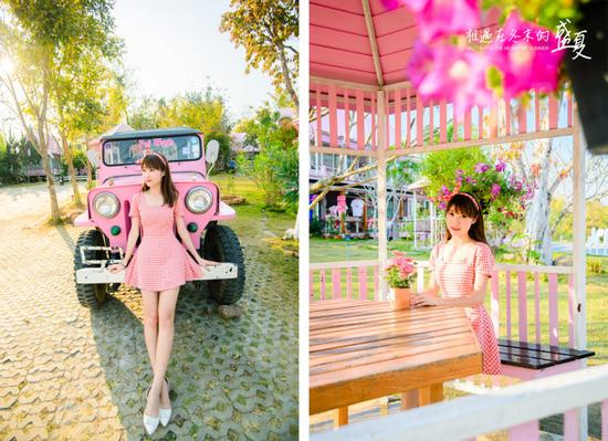 泰国│拜县,从童话里走出来的小城