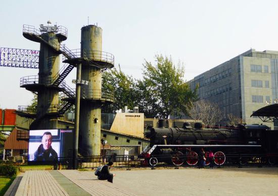 北京798,落魄也是一种美