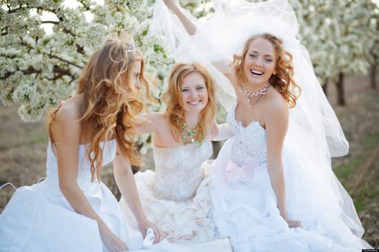 异国婚礼 在波兰遇见倾国倾城的华沙新娘