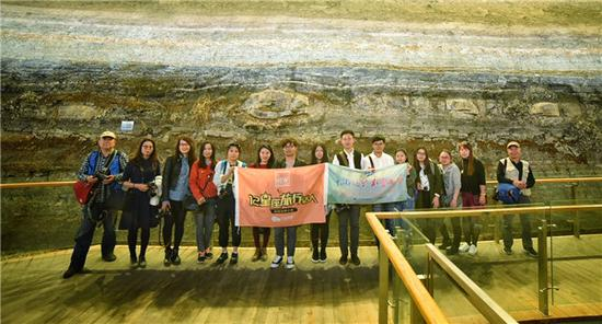 朝阳鸟化石国家地质公园 尼玛次仁 摄