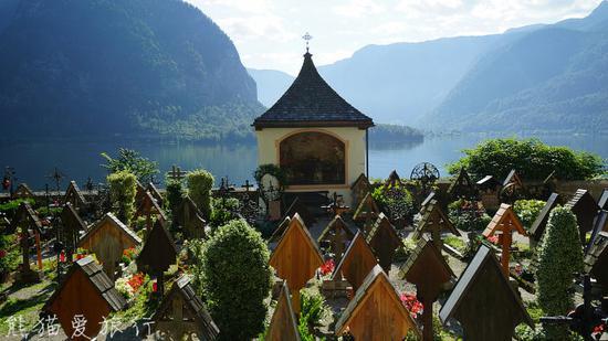 奥地利哈尔施塔特全球最美小镇 网红风景明信片出处