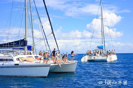 追逐印度洋自由的海风,寻觅遗落人间的天堂