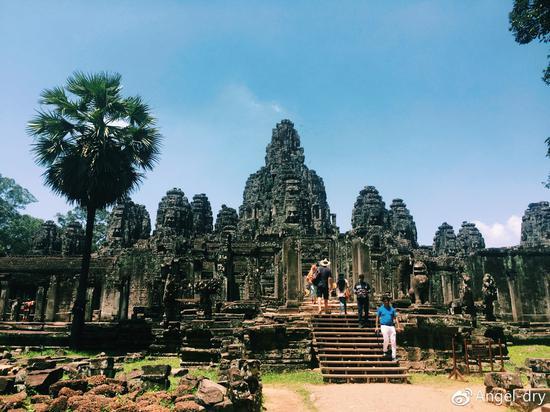 柬埔寨之旅 一个神圣的国度