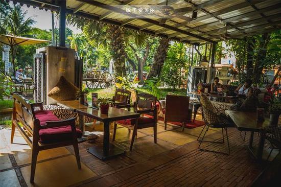 吃在柬埔寨