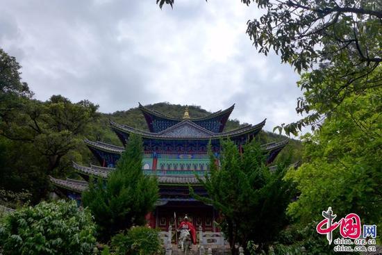 福国寺五凤楼
