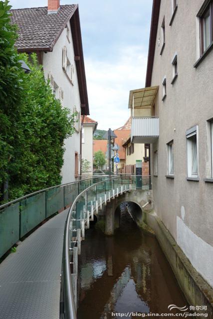 德国精致小城