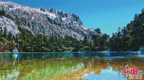 香格里拉蓝月山谷景区4日起正常开园
