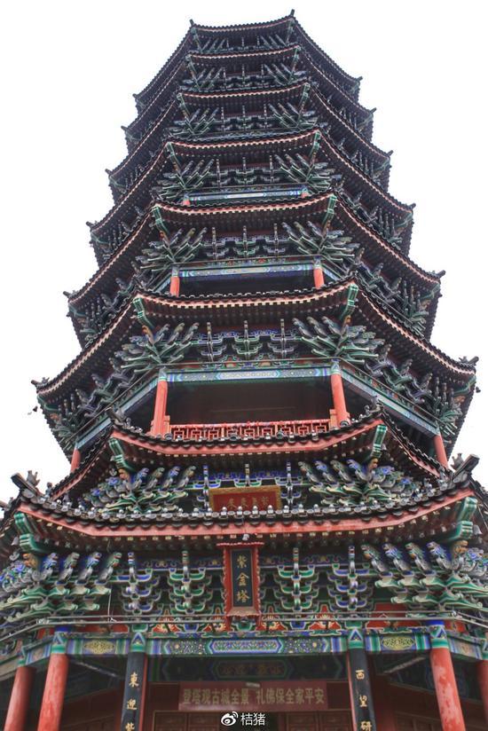 滦州古城,帝都两小时可达的另一种生活