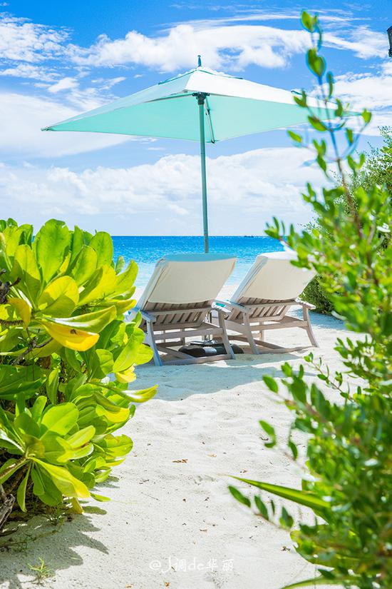 【马尔代夫】四季兰达岛:最浪漫奢华的梦中婚礼胜地