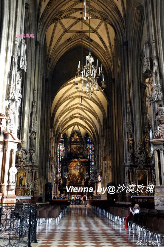 唐嫣罗晋大婚的维也纳,到底是怎样的一座城市?