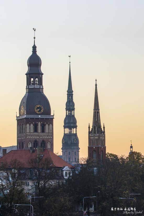 拉脫維亞 在童話古堡里尋找中世紀遺夢