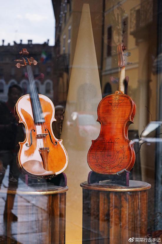 意大利,小提琴之都克雷莫納