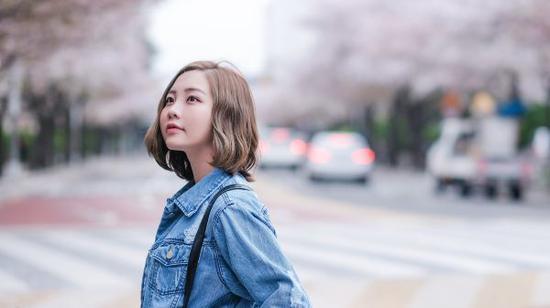 韩国釜山 不想在这浪漫粉色的樱花季中醒来