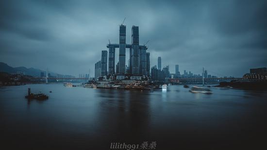 八天七夜,魔幻之旅~这份重庆网红地图请收下