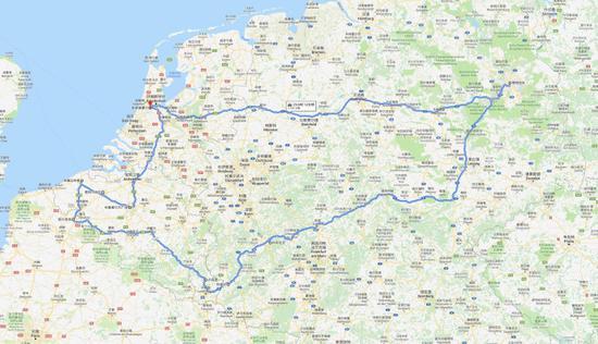 乘着欧铁去旅行,换个方式游欧洲