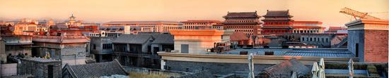 今年春节紫禁城里过大年 还能一睹消失200年的天灯和万寿灯