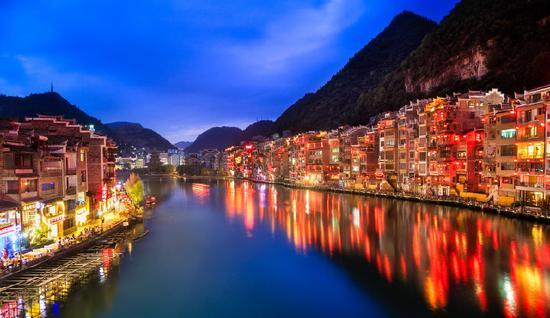 贵州最美的古城之一