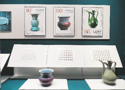 故宫推出主题邮票特展