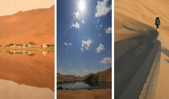 内蒙古巴丹吉林-苍天圣地中国最美沙漠