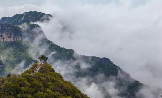 中原第一大峡谷