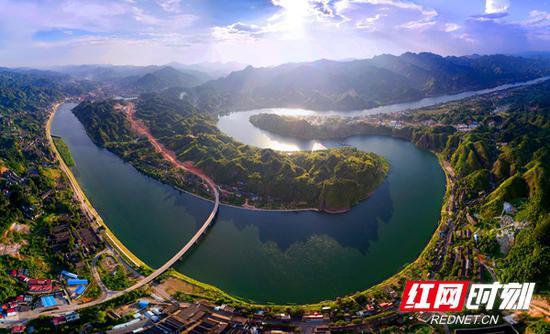人类社会文明源起于河流文化。丁小山 摄