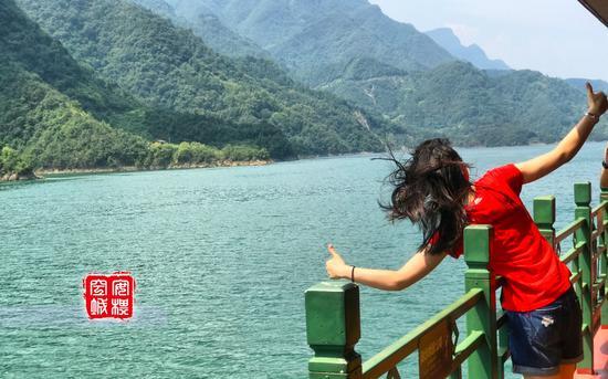 真正的三清水秀,比大江大河混沌的水清澈多了。