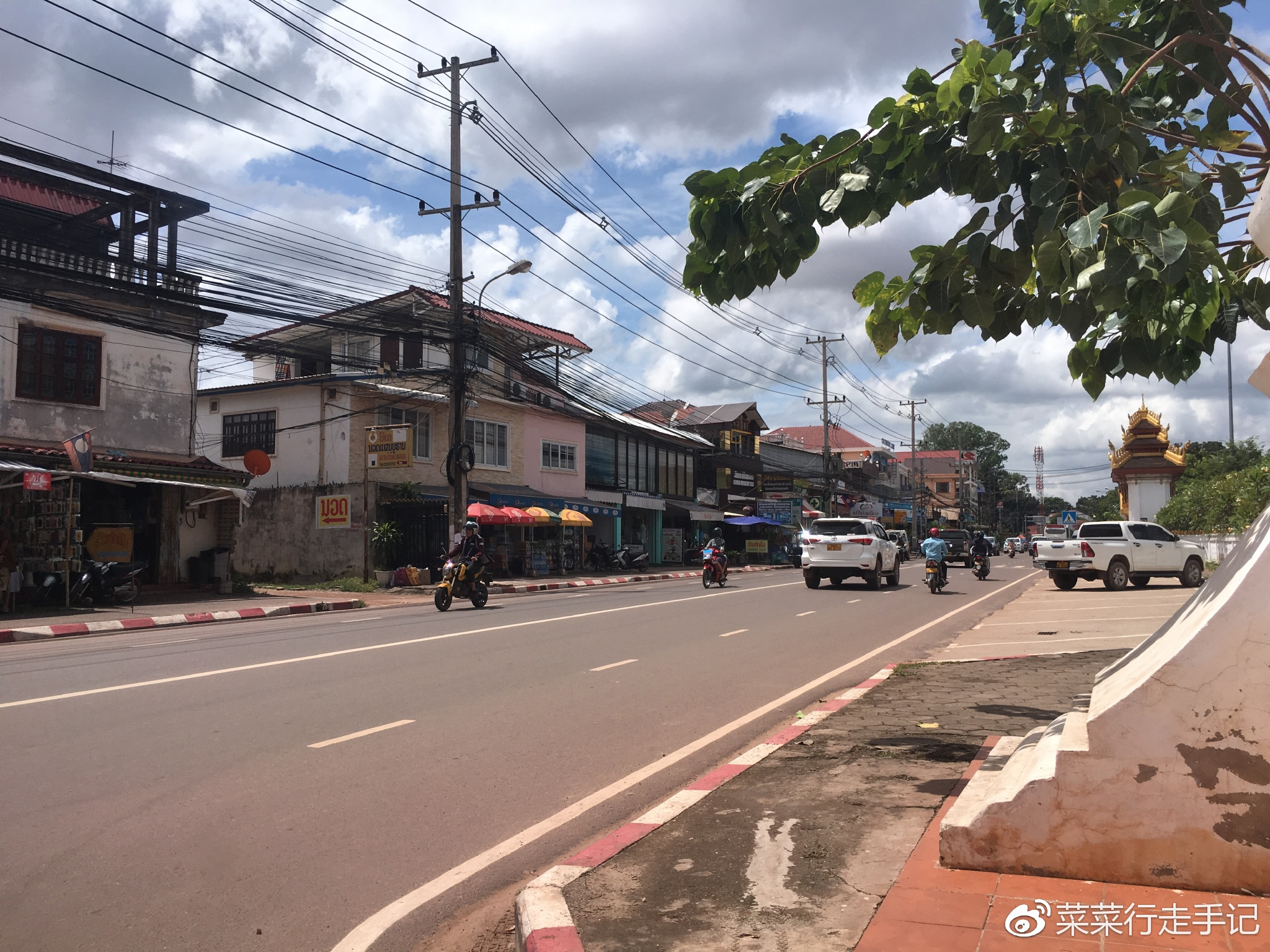 老挝|在万象走马观花
