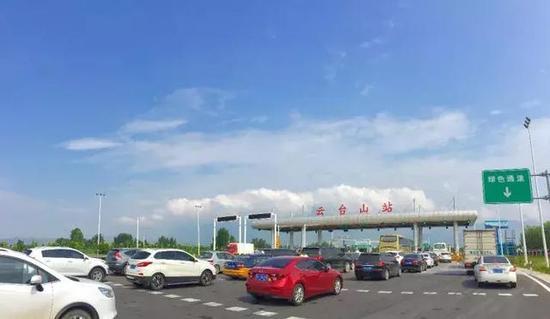 惊艳全国!河南这条高速公路竟然能看见云海-壹河南china-quyi.com
