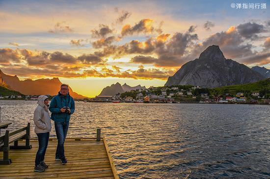自驾挪威罗弗敦群岛,北极圈里的绝美海岛,一生至少要看一次