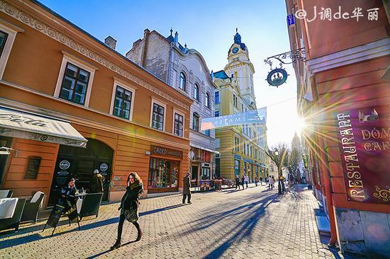 【匈牙利】佩奇:一座从时光里走出来的古美小城(二)