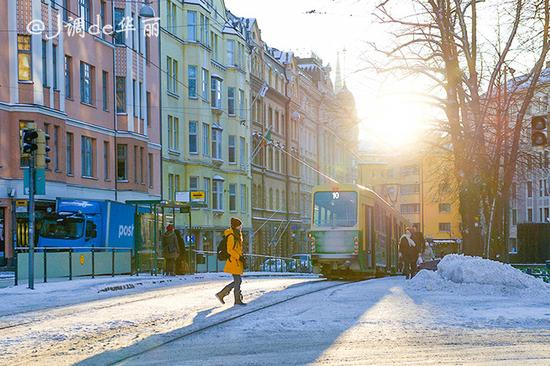 【芬兰】赫尔辛基:做一场冬日北欧童话梦
