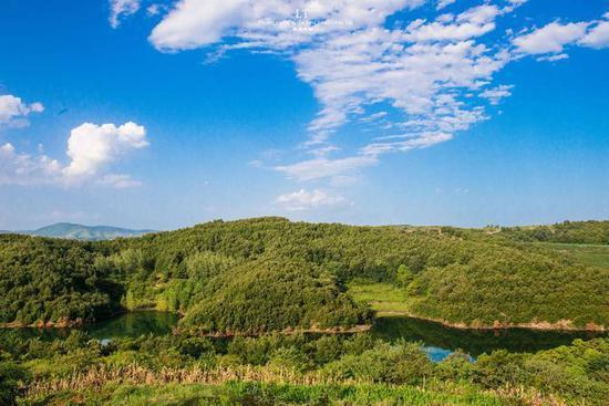 丹江口有一条绝美的,能让人深呼吸的天然氧吧之路