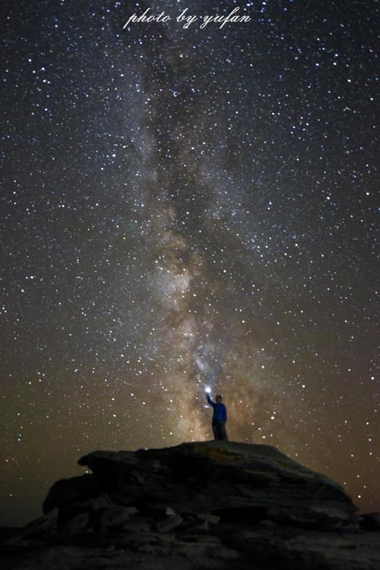 在中国最美的星空观赏地,教你拍一组属于自己的星空照