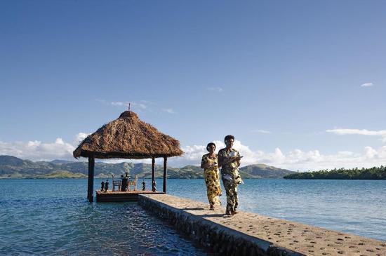 斐济旅游局携手斐济航空 共同发力拓展中国市场