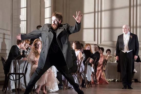 2018阿德莱德艺术节戏剧表演《哈姆雷特》