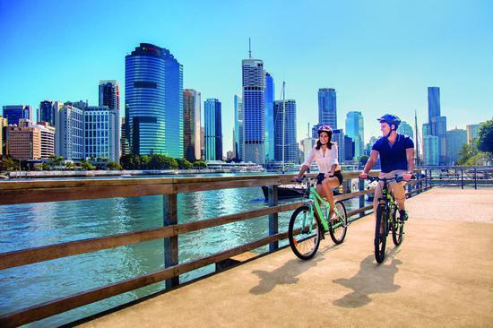 布里斯班 图源:澳大利亚昆士兰旅游局
