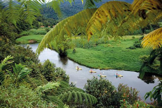 皮划艇体验 图源:澳大利亚昆士兰旅游局