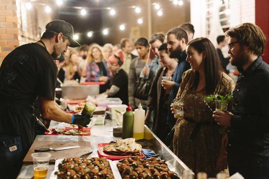 墨尔本美食美酒节(Melbourne Food & Wine Festival)