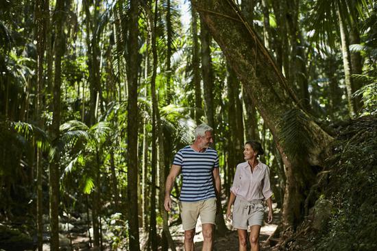 热带雨林自然公园