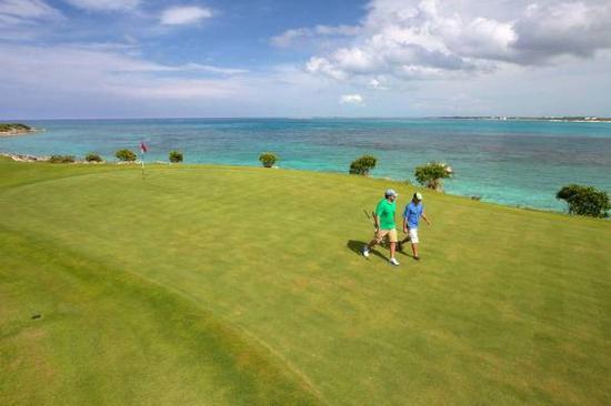 Sandals Emerald Bay高尔夫俱乐部