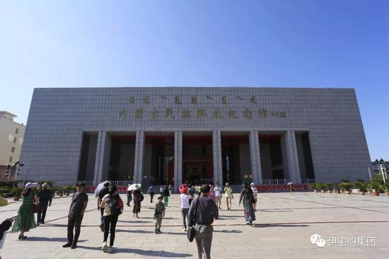 内蒙古民族解放纪念馆