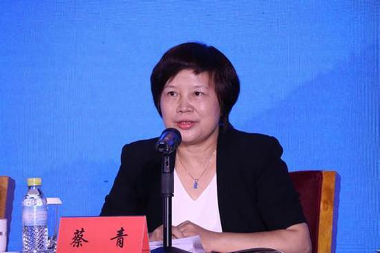 抚州市人民政府副市长蔡青