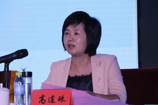 中共金溪县委书记高连珠