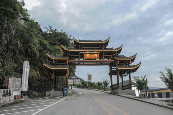 张家界慈利县全域旅游繁花似锦 旅游项目各具特色